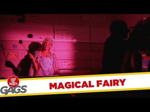 Magic Fairy Prank - Throwback Thursday