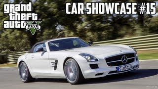 GTA V: Surano (Mercedes SLS AMG) Car Showcase #15