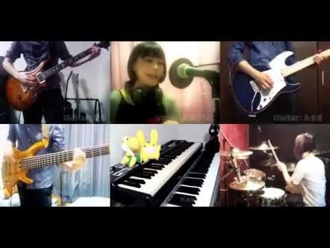 [HD]No Game No Life OP [This game] Band cover