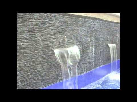 Artepiso Pisos y Revestimientos - Cascada Negra