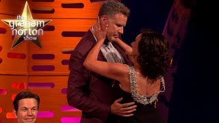 Will Ferrell Learns to Dance With Shirley Ballas - The Graham Norton Show