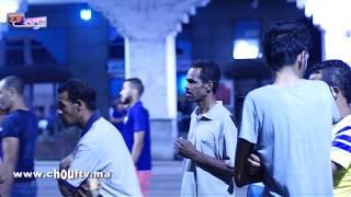بالفيديو..لحظة القبض على شاب كيكريسي المواطنين بجنوية فساحة ماريشال بالبيضاء | خارج البلاطو