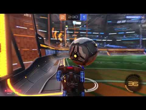 Rocket League  #4 Rocket Leauge skills!