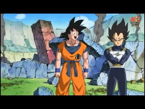 YO! Son Goku And His Friends Return(Part 4)