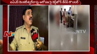 DCP Venkateswar Rao denies allegations in driver Nagaraj m..