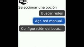 Configurar WI_FI En Tu Blackberry Desde Cero