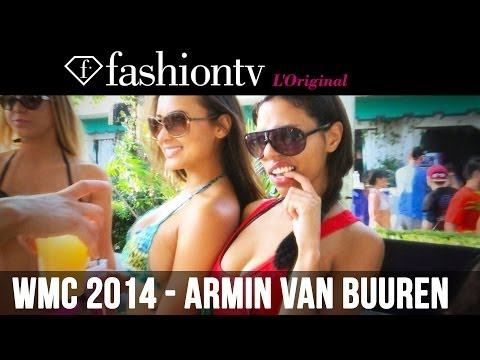 Armin van Buuren at Surfcomber WMC 2014 | FashionTV