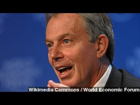 Tony Blair Says 2003 Invasion Not To Blame For Iraq Crisis