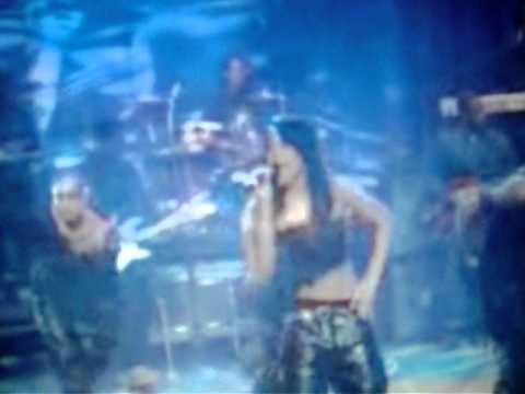 Aaliyah-Try Again 2000 (Jay Leno) 2000 RARE!!