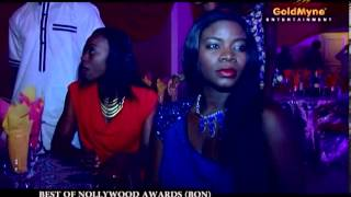 Best Of Nollywood Awards, BON 2013 Highlight