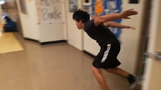 Heelys in School - Tribute Video (Got Detention for This)