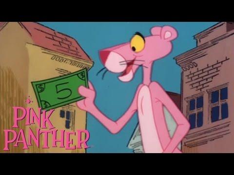 Ružový panter - Lopata