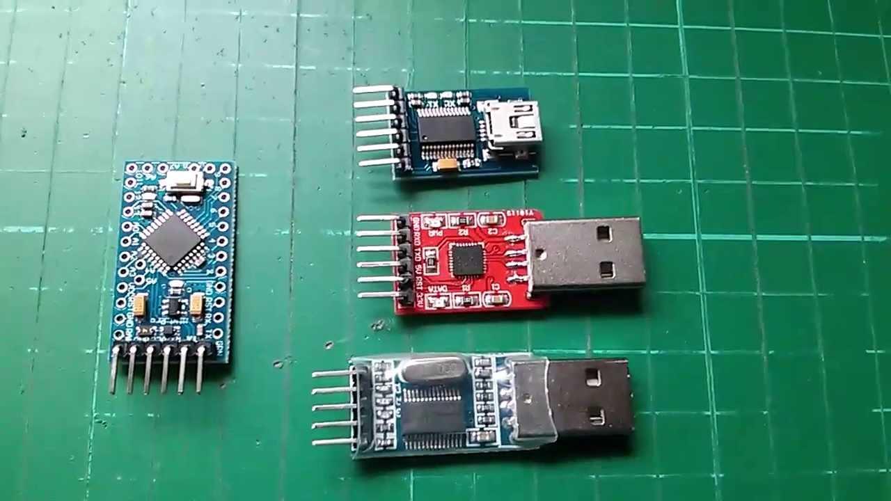 Arduino usb to serial tutorial programming the pro mini