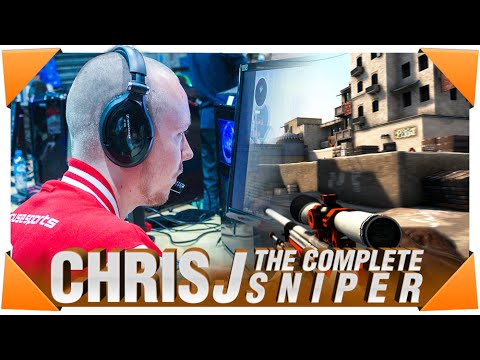 CS:GO - CHRIS J THE COMPLETE SNIPER