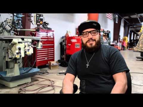 Gas Monkey Garage Meet The Monkeys Dennis Collins Youtube
