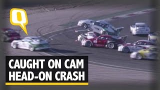 A Car Crash You've Never Seen Before Car Crash-Visuals