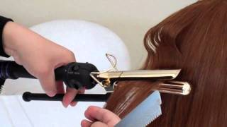 How-To-Do Long Finger Waves On Dry Hair