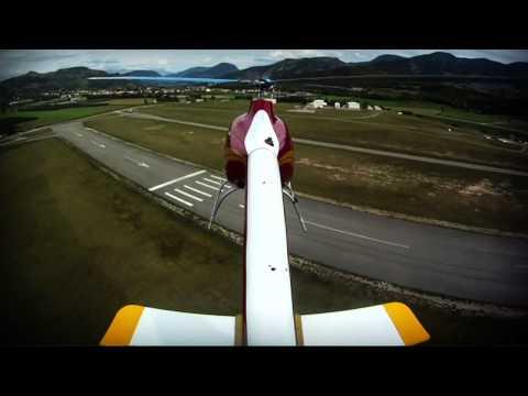 Cabri G2 Flight display