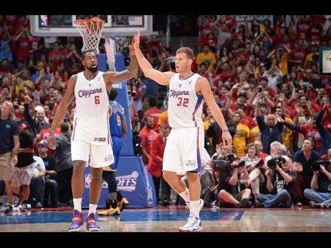 Game 7: Clippers beat Warriors 126-121! 2014 NBA Playoffs!