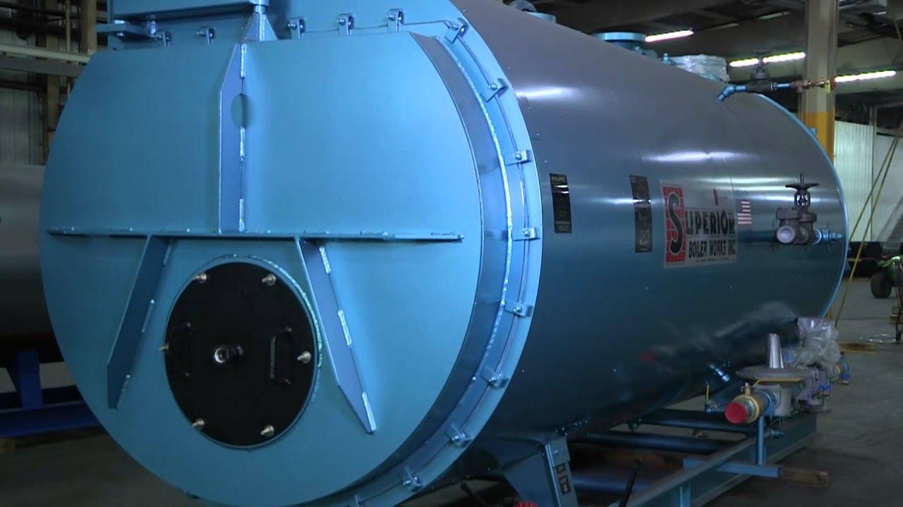 Steam Boiler: High Efficiency Steam Boiler