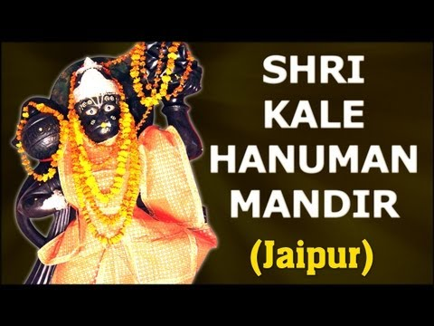 Darshan Of Shri Kale Hanuman Mandir Jaipur - Rajasthan - Indian Temple Tours
