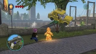 LEGO Marvel Super Heroes All 50 Stan Lee In Peril