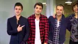 Union J have some advice for you - The X Factor 2014