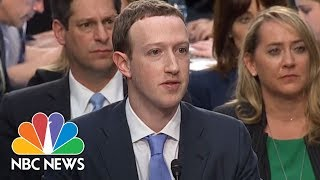 Senator Lindsey Graham To Mark Zuckerberg: 'You Don't Think You Have A Monopoly?' | NBC News