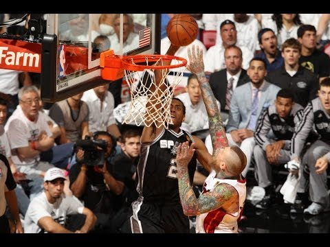 2014 NBA Finals: Game 3 Minimovie