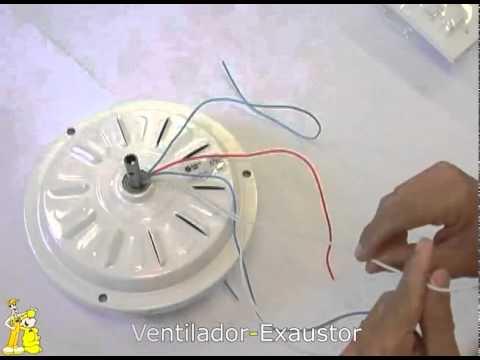 Como instalar seu ventilador de teto- Netfio