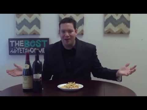 French Fries - Food to Wine