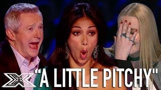 """Best Of The Worst...""""It Was A Little Pitchy"""" 