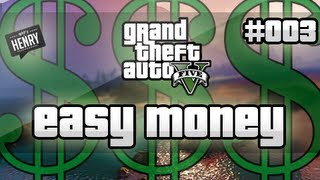 "GTA V: How To Get Easy Money #3 ""Bus Assassination"""