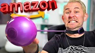 10 Strange Things On Amazon!