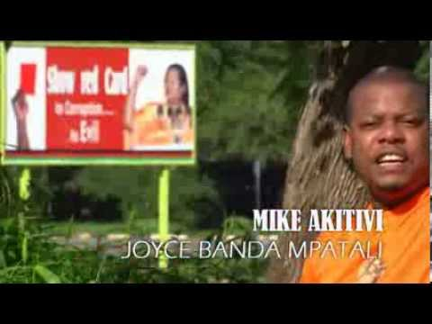 Mike Akitivi Malawi  - Joyce Banda Mpatali Official Video HD