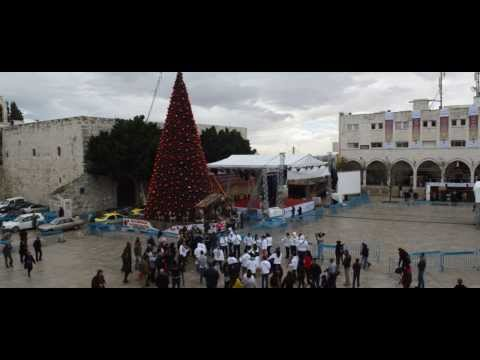 Bethlehem Christmas Orchestral Flash Mob 2013