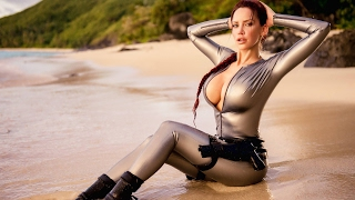 Lara Croft In Cosplay ☆ PART 1 ☆