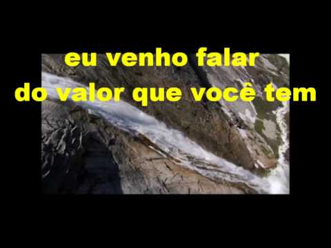 O Mover do Espírito (Quero que Valorize) - (Vídeo) - Playback