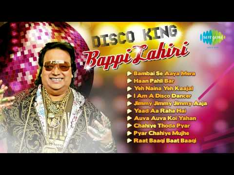 Bappi Lahiri Hit Songs - Old Bollywood Songs