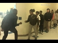 Motivational video: Teacher Has Incredible Handshakes Each..