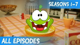 Om Nom - Cut the Rope - 1-7 séria