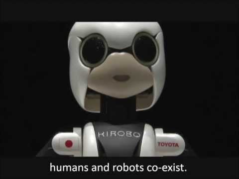 Kirobo: Toyota's Robot Astronaut Heading for International Space Station