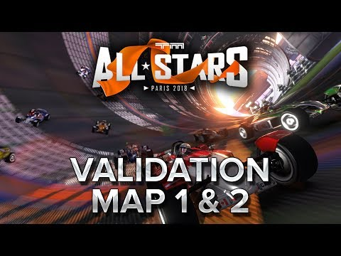 TM ALL-STARS 2018 #2 : Validation map 1 & 2
