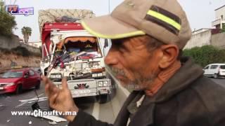 بالفيديو..رموك دْخل فزُوج طوموبيلات فكازا وها شنو وقع (فيديو) |