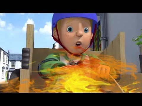 Požiarnik Sam - Nebezpečí