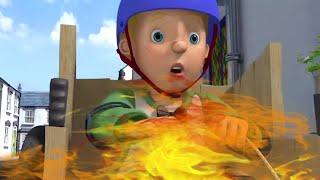 Požiarnik Sam - Nebezpečenstvo