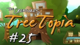 "TreeTopia Ep 25 ""Chicken Farm Tour"" (Minecraft)"