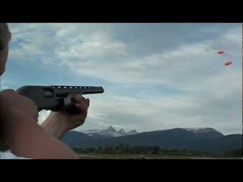 SEE THE BULLET - Shotgun Slow Motion