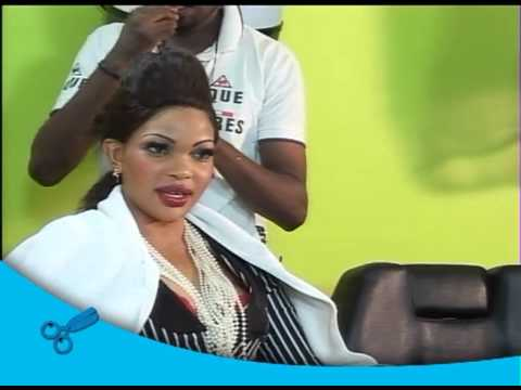 Mkasi with Wema - Promo