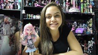 Monster High Viperine Gorgon Frights Camera Action Doll
